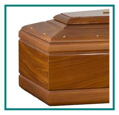 rotastyle casket manufacturer evolution smooth afrormosia detail1