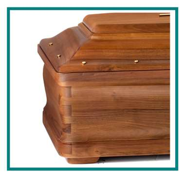 rotastyle casket manufacturer lux dovetail detail4